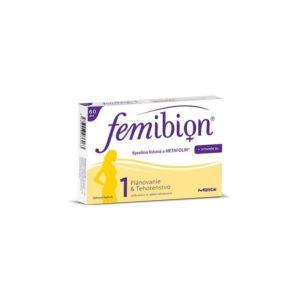FEMIBION 1 Kyselina listová a METAFOLIN