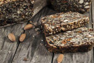 semiačkový chlieb