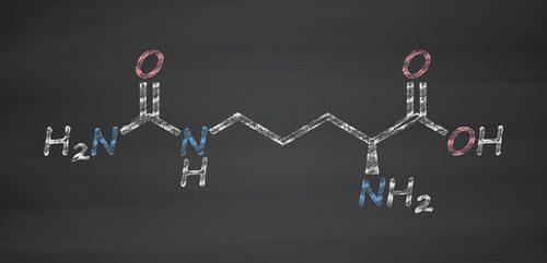 L-citrulín vzorec