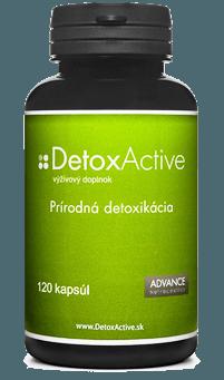 DetoxActive - skúsenosti a recenzia s prípravkom