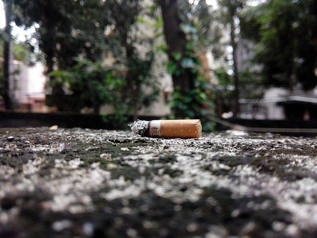 kyselina askorbová a fajčenie