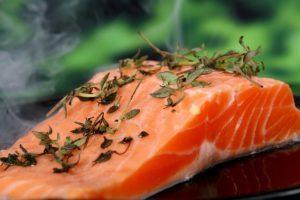 losos a morské ryby