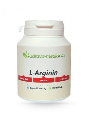 L-Arginin - recenzia