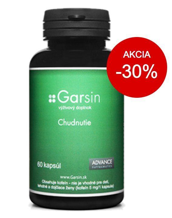 Garsin - zľava, akcia 30%