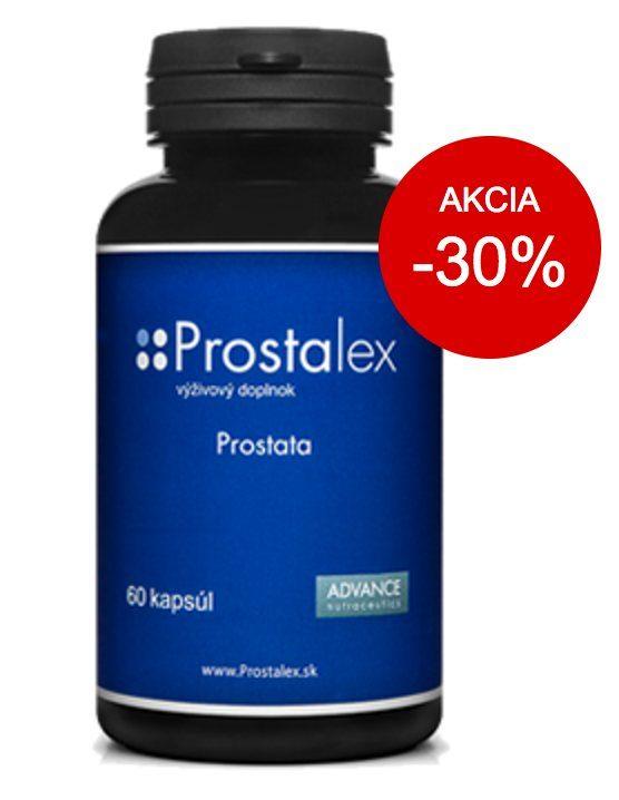 Prostalex - v akcii, zľava 30%