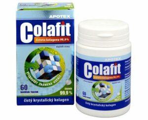 Apotex Colafit čistý kolagén 60 kociek