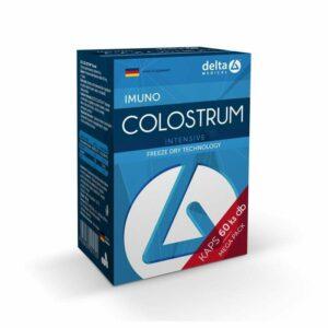 Delta Kolostrum tablety - recenzia a hodnotenie