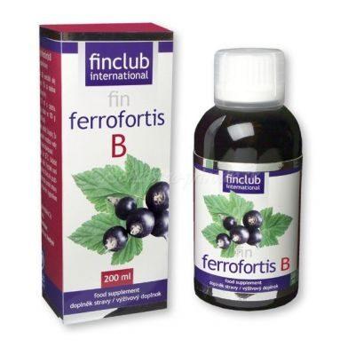 ferrofortis b recenzia