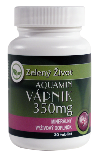 Aquamin – Vápnik 350mg 30 tabliet - Benevit