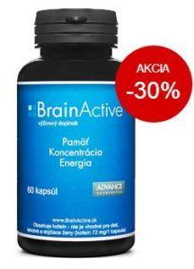 BrainActive akcia, cena