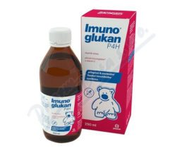 Imunoglukan P4H 250 ml recenzia