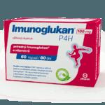 Imunoglukan P4H tablety 60 kapsúl