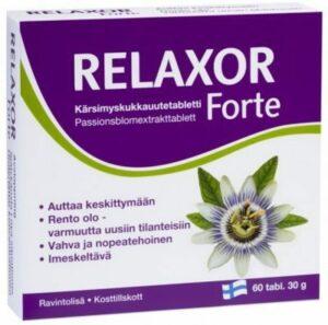 Relaxor Forte recenzia