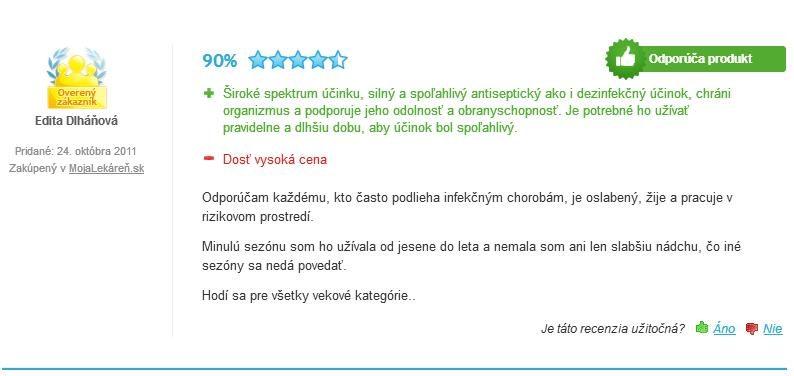 Citrovital kapsuly hodnotenie