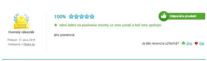 Echinacea sirup pre deti hodnotenie
