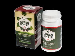 Green Coffee Plus - zelená káva vhodná aj na chudnutie