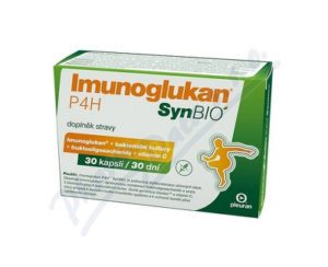 Imunoglukan P4H SynBio recenzia