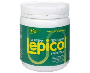Lepicol prášok 180 g recenzia