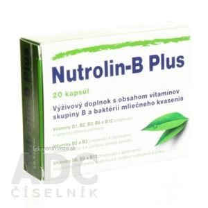 Nutrolin-B Plus recenzia