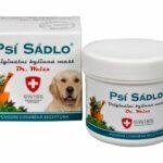 Psie sadlo Dr. Weiss - originálna bylinná masť na nádchu, kašeľ a prechladnutie