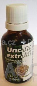 Uncato Vilcacora extrakt kvapky 25ml recenzia
