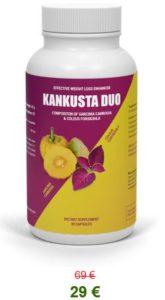 Cena za Kankusta Duo verzia prvá