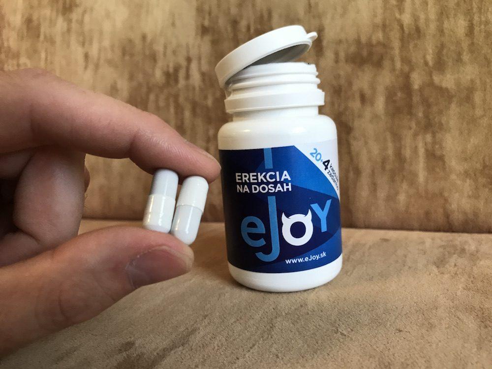 eJoy - tablety v jednej dávke