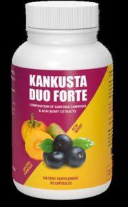 Kankusta Duo Forte recenzia