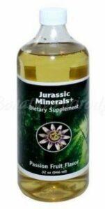 Koloidné minerály Jurassic recenzia