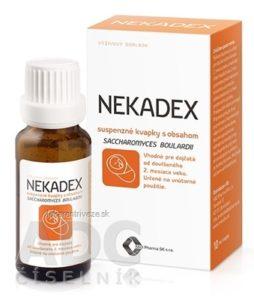 Nekadex kvapky 10 ml recenzia