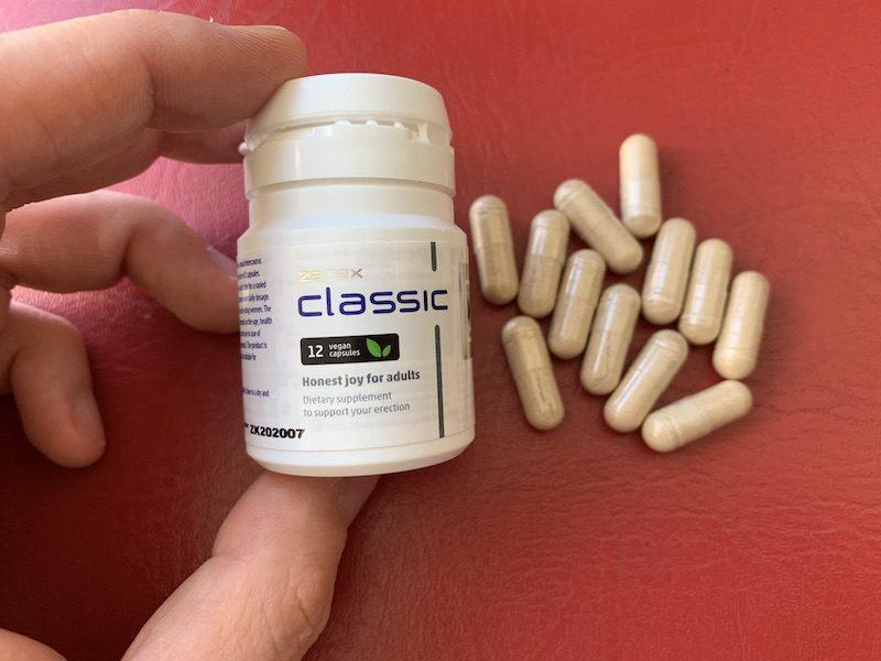 Zerex Klasik kapsuly a liekovka