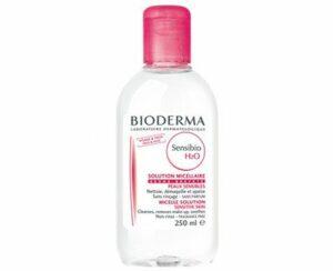 Bioderma Sensibio H2O micelárna voda recenzia