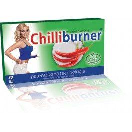 Chilliburner 30 tabliet recenzia