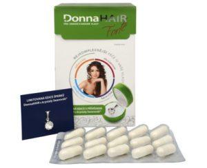 Donna Hair Forte + prívesok Swarovski recenzia