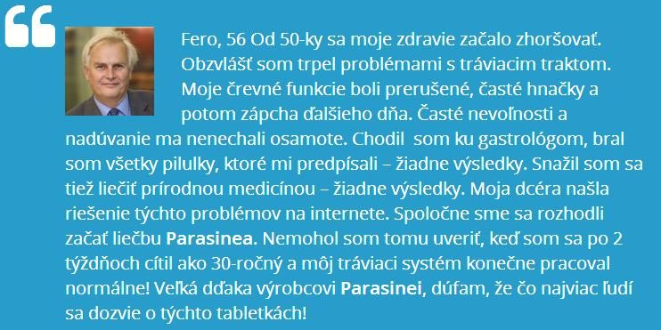Fero komentuje Parasineu
