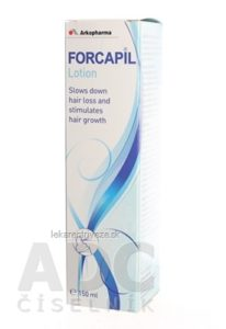 Forcapil Lotion 150 ml recenzia