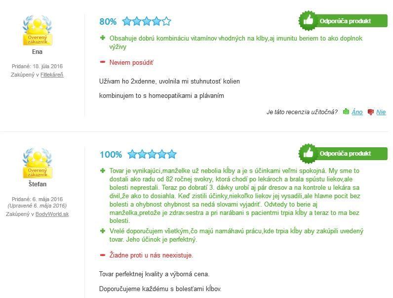 Gelo-3 complex hodnotenie