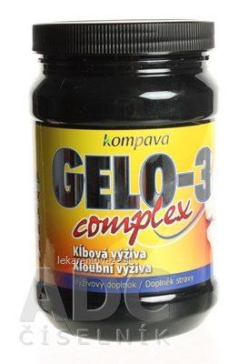 Gelo-3 complex recenzia