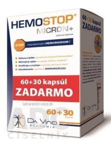 HemoStop Micron+ recenzi