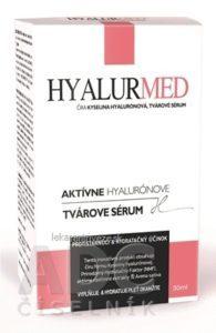 HyalurMed tvárové sérum 30 ml recenzia