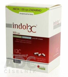 Indol3C dvojmesačná kúra 120 kapsúl recenzia