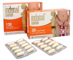 Indonal woman 150 kapsúl celkom