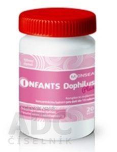 Infants Dophilus Plus prášok 20 g recenzia