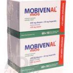 Mobivenal micro 140 tbl (2x60+10)