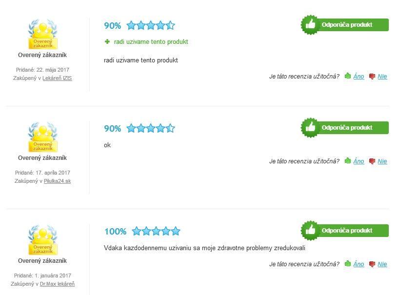 Probio-Fix hodnotenie