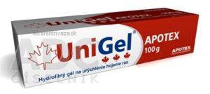 Unigel Apotex 100 g recenzia