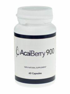 Recenzia Acai Berry 900