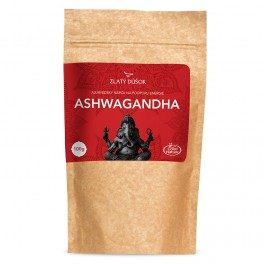 Ajurvédska káva Ashwagandha recenzia