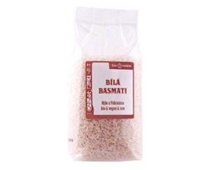 Bio ryža basmati biela