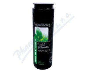 Capillan vlasový aktivátor recenzia